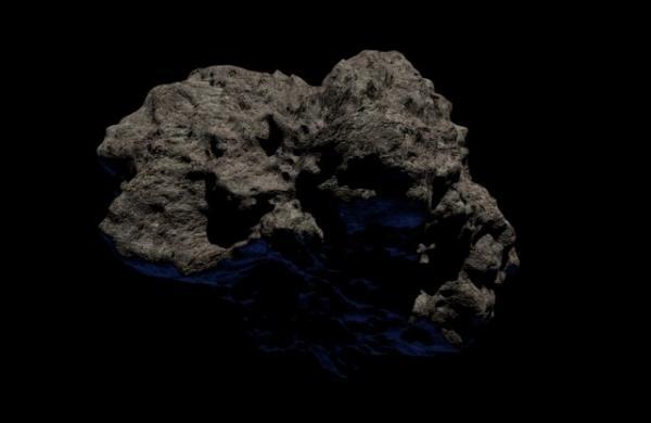 حفاری سنگهای فضایی,اخبار علمی,خبرهای علمی,نجوم و فضا