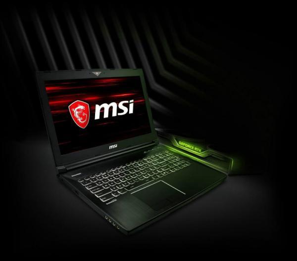 لپ تاپ گیمینگ MSI GT63 Titan,اخبار دیجیتال,خبرهای دیجیتال,لپ تاپ و کامپیوتر
