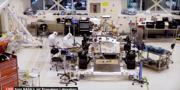 نصب MEDLI2 در مریخنورد 2020,اخبار علمی,خبرهای علمی,نجوم و فضا