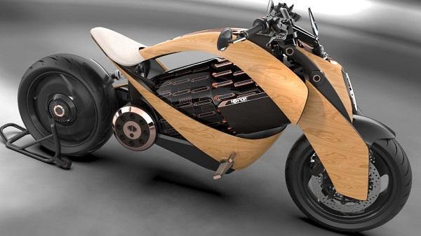 موتورسیکلت برقی,اخبار خودرو,خبرهای خودرو,وسایل نقلیه