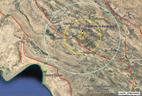 خسارات زلزله در کهکیلویه و بویراحمد,اخبار فرهنگی,خبرهای فرهنگی,میراث فرهنگی