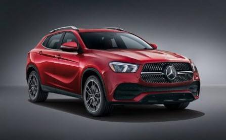 مرسدس GLA 2020,اخبار خودرو,خبرهای خودرو,مقایسه خودرو