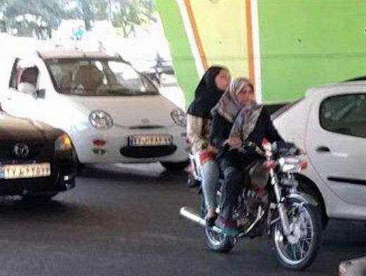 زنان موتورسیکلت سوار,اخبار اجتماعی,خبرهای اجتماعی,خانواده و جوانان