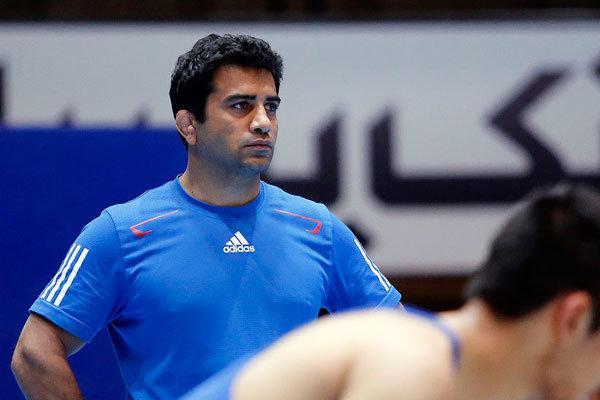 محمد طلایی,اخبار ورزشی,خبرهای ورزشی,کشتی و وزنه برداری