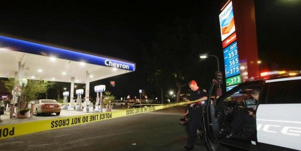 چاقوکشی در کالیفرنیا,اخبار حوادث,خبرهای حوادث,جرم و جنایت