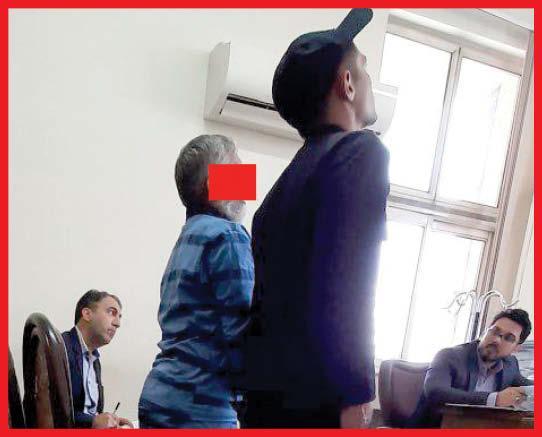 اعترافات پسر پدر کش در دادگاه,اخبار حوادث,خبرهای حوادث,جرم و جنایت