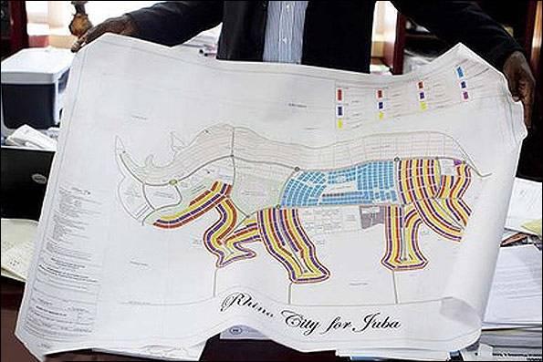 طراحی شهری شبیه کرگدن,اخبار جالب,خبرهای جالب,خواندنی ها و دیدنی ها