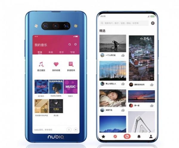 نوبیا Z20,اخبار دیجیتال,خبرهای دیجیتال,موبایل و تبلت