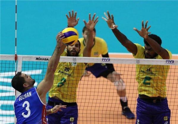 والیبال انتخابی المپیک ۲۰۲۰ توکیو,اخبار ورزشی,خبرهای ورزشی,والیبال و بسکتبال