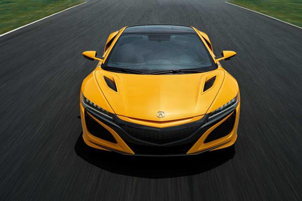 آکورا NSX مدل ۲۰۲۰,اخبار خودرو,خبرهای خودرو,مقایسه خودرو