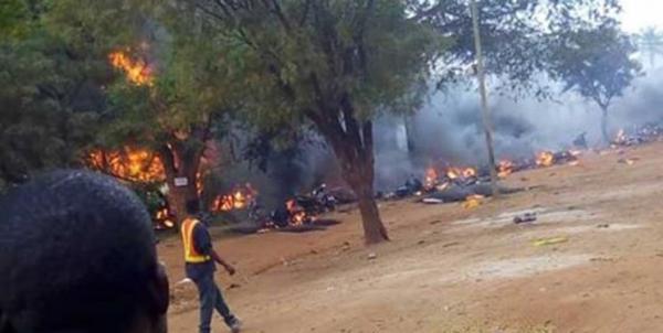 انفجار تانکر سوخت در غرب تانزانیا,اخبار حوادث,خبرهای حوادث,حوادث امروز