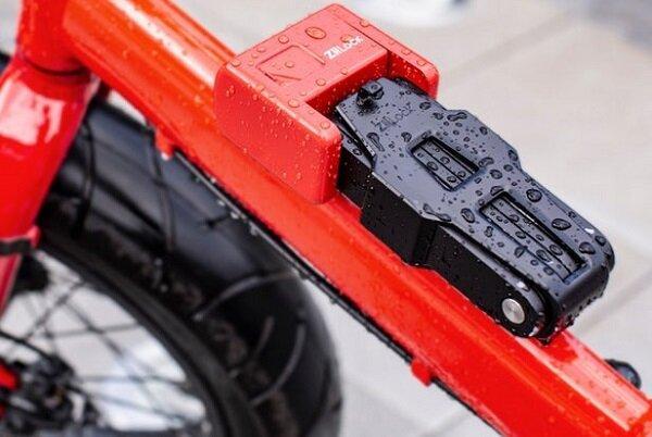 قفل بیومتریک دوچرخه,اخبار علمی,خبرهای علمی,اختراعات و پژوهش