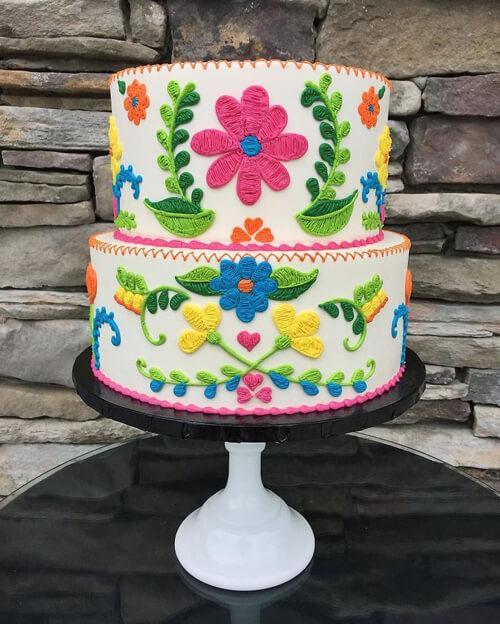 تزئین فوقالعاده روی کیکها,اخبار جالب,خبرهای جالب,خواندنی ها و دیدنی ها