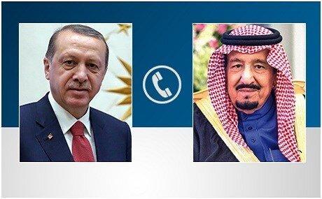 اردوغان و سلمان بن عبدالعزیز,اخبار سیاسی,خبرهای سیاسی,خاورمیانه
