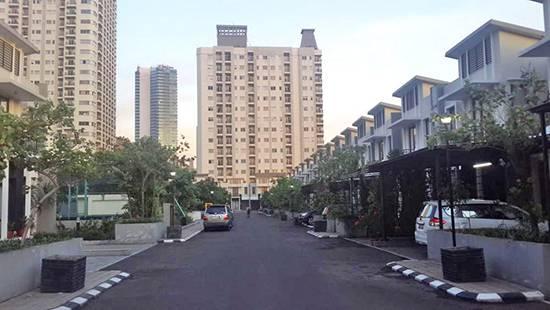 ساختمانهای بزرگ جاکارتا,اخبار جالب,خبرهای جالب,خواندنی ها و دیدنی ها
