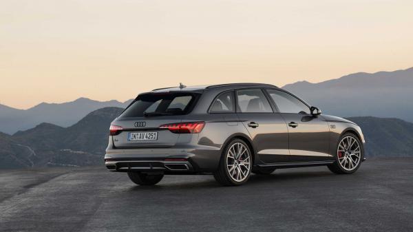 آئودی A4 مدل 2020,اخبار خودرو,خبرهای خودرو,مقایسه خودرو