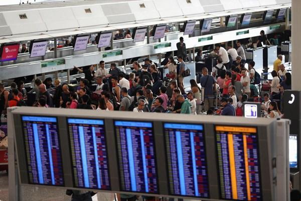 فرودگاه بین المللی هنگ کنگ,اخبار سیاسی,خبرهای سیاسی,اخبار بین الملل