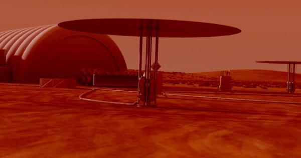 رآکتور هستهای ناسا,اخبار علمی,خبرهای علمی,نجوم و فضا