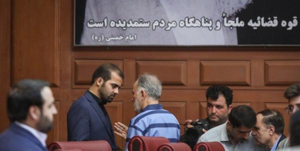 محمد علی نجفی و مسعود استاد,اخبار اجتماعی,خبرهای اجتماعی,حقوقی انتظامی