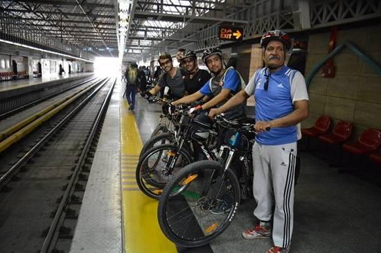طرح سفر ترکیبی دوچرخه مترو,اخبار اجتماعی,خبرهای اجتماعی,شهر و روستا