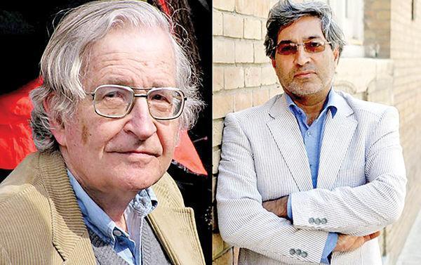 نوام چامسکی و حبیب احمدزاده,اخبار سیاسی,خبرهای سیاسی,سیاست خارجی