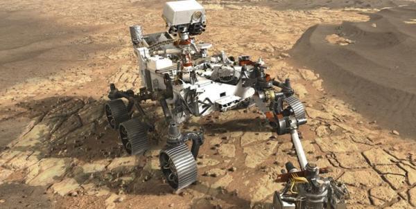 آزمایش تجهیزات رباتیک ناسا,اخبار علمی,خبرهای علمی,نجوم و فضا