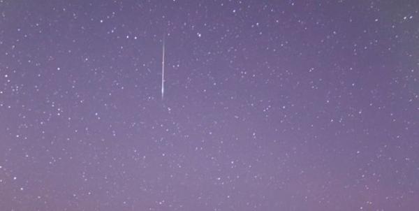 تصاویر جدیدترین بارش شهابی,اخبار علمی,خبرهای علمی,نجوم و فضا