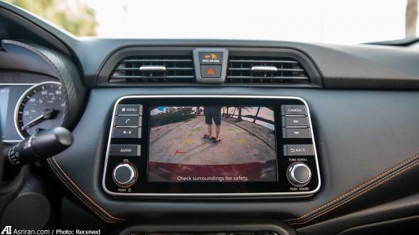 خودرو نیسان مدل ورسا2020,اخبار خودرو,خبرهای خودرو,مقایسه خودرو