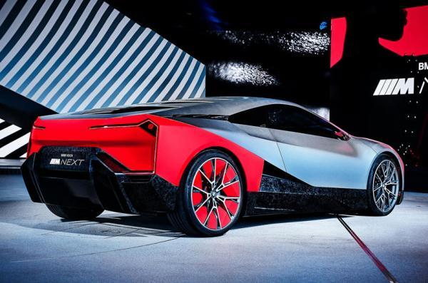 Vision M Next,اخبار خودرو,خبرهای خودرو,مقایسه خودرو
