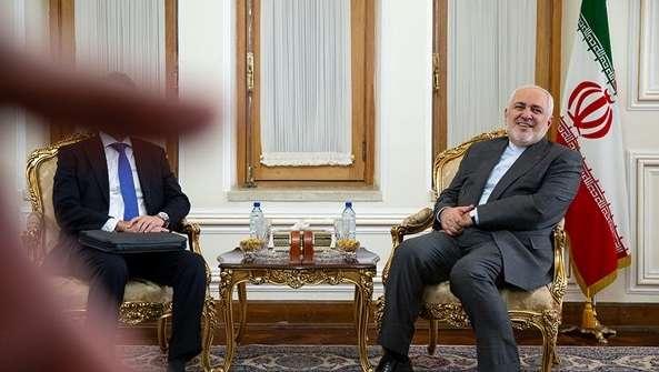 دیدار تاکئو موری و محمدجوادظریف,اخبار سیاسی,خبرهای سیاسی,سیاست خارجی