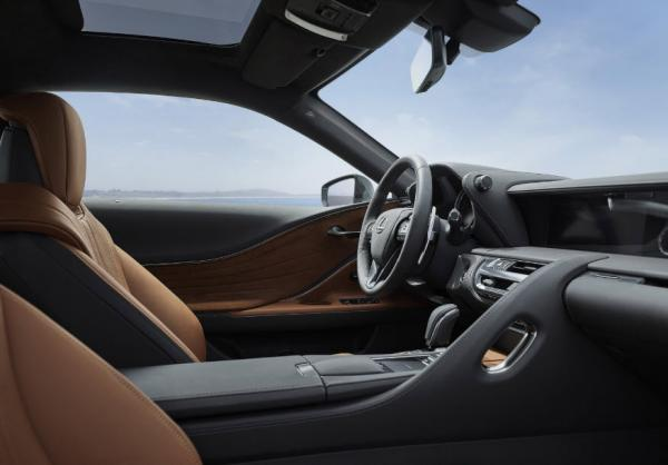 لکسوس LC 500 2020,اخبار خودرو,خبرهای خودرو,مقایسه خودرو