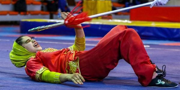مسابقات ووشو قهرمانی جوانان آسیا,اخبار ورزشی,خبرهای ورزشی,ورزش بانوان