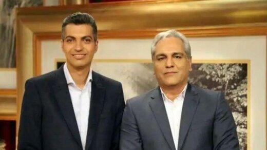 عادل فردوسیپور و مهران مدیری,اخبار هنرمندان,خبرهای هنرمندان,اخبار بازیگران