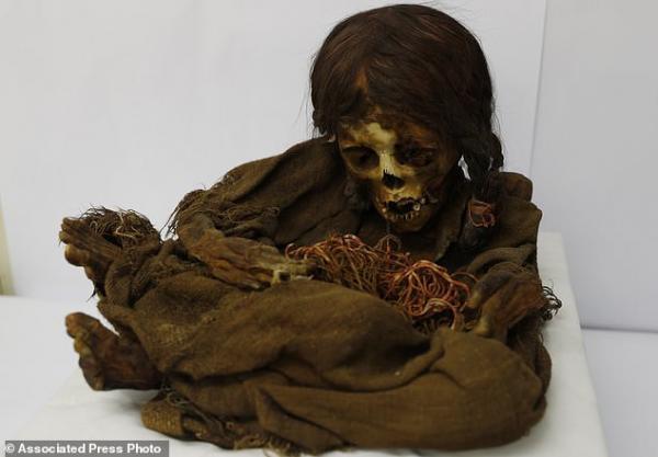 بقایای مومیایی شاهزاده بولیوی,اخبار جالب,خبرهای جالب,خواندنی ها و دیدنی ها