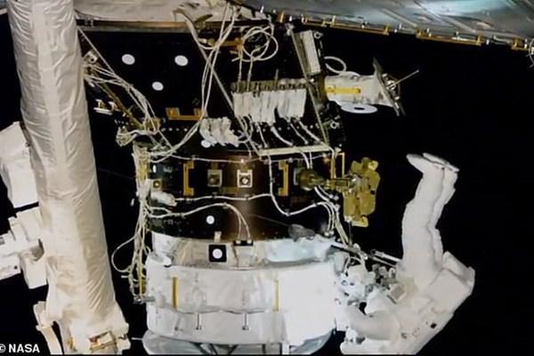 پیادهروی ایستگاه فضایی,اخبار علمی,خبرهای علمی,نجوم و فضا