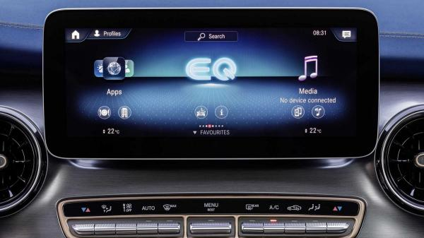 مرسدس بنز EQV,اخبار خودرو,خبرهای خودرو,مقایسه خودرو