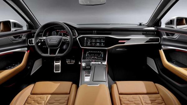 آئودی RS6 آوانت مدل 2020 رونمایی شد