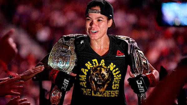 بهترین مبارزان زن MMA,اخبار ورزشی,خبرهای ورزشی,ورزش بانوان
