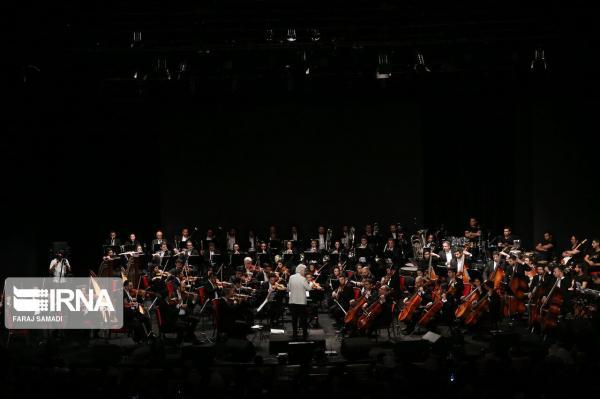ارکستر فیلارمونیک تهران,اخبار هنرمندان,خبرهای هنرمندان,موسیقی