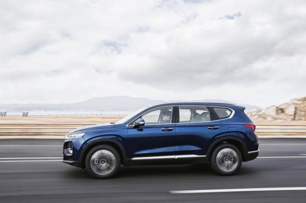هیوندای سانتافه 2020,اخبار خودرو,خبرهای خودرو,مقایسه خودرو