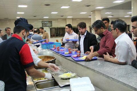 توزیع غذا در دانشگاه,اخبار دانشگاه,خبرهای دانشگاه,دانشگاه