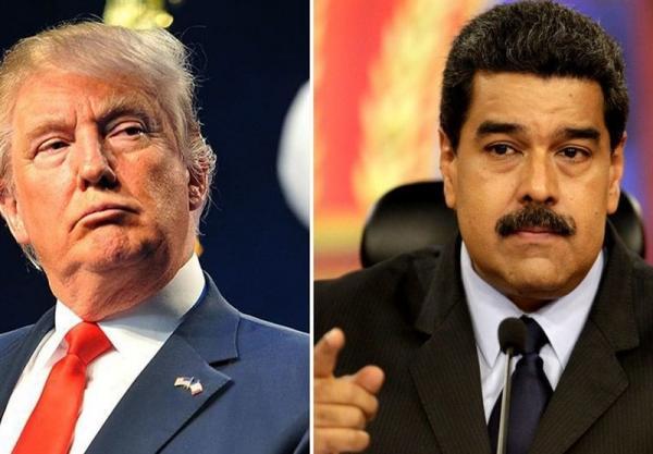 نیکلاس مادورو و دونالد ترامپ,اخبار سیاسی,خبرهای سیاسی,اخبار بین الملل