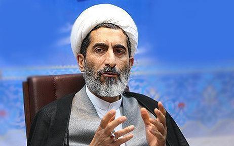 Image result for حجت الاسلام صادقی قوه قضائیه