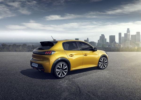 پژو ۲۰۸ مدل ۲۰۲۰,اخبار خودرو,خبرهای خودرو,مقایسه خودرو