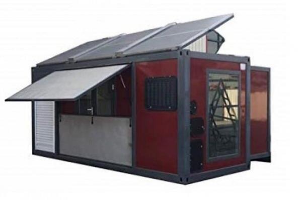 خانه تاشوی خورشیدی,اخبار علمی,خبرهای علمی,اختراعات و پژوهش
