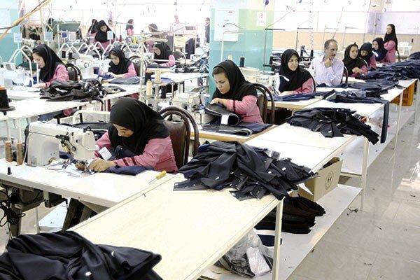 تولید پوشاک در کشور,اخبار اقتصادی,خبرهای اقتصادی,صنعت و معدن