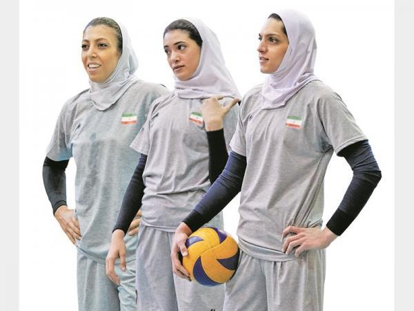 تیم ملی والیبال بانوان ایران,اخبار ورزشی,خبرهای ورزشی,ورزش بانوان