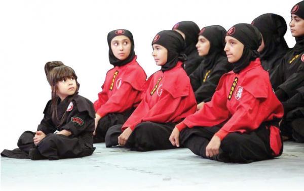 گروه دختران نینجا,اخبار صدا وسیما,خبرهای صدا وسیما,رادیو و تلویزیون