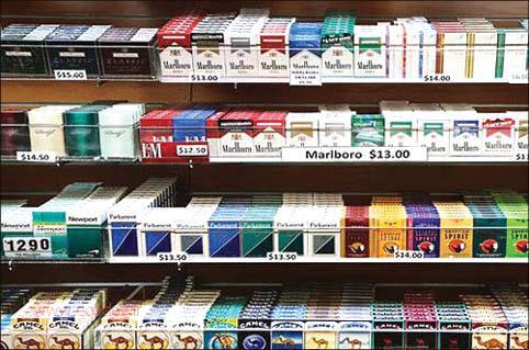 سیگار در فروشگاه های زنجیره ای,اخبار پزشکی,خبرهای پزشکی,بهداشت