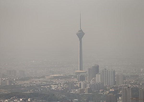 وضعیت جوی تهران,اخبار اجتماعی,خبرهای اجتماعی,وضعیت ترافیک و آب و هوا